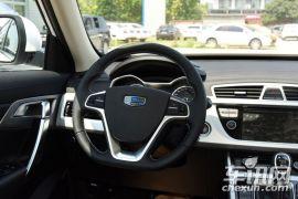 吉利汽车-博越-1.8TD 手动智尚型