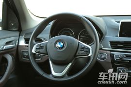 华晨宝马-宝马X1-xDrive20Li 豪华型
