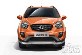 吉利汽车-熊猫-1.0L AMT帅真版