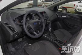 长安福特-福克斯-三厢 EcoBoost 125 自动超能风尚型智行版
