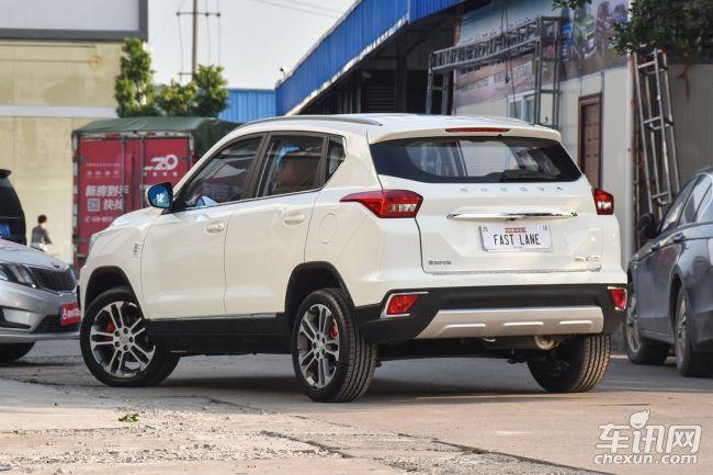 绅宝x35现车充足降价最低点可分期售全国