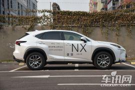 雷克萨斯-雷克萨斯NX-300h 全驱 锋致版
