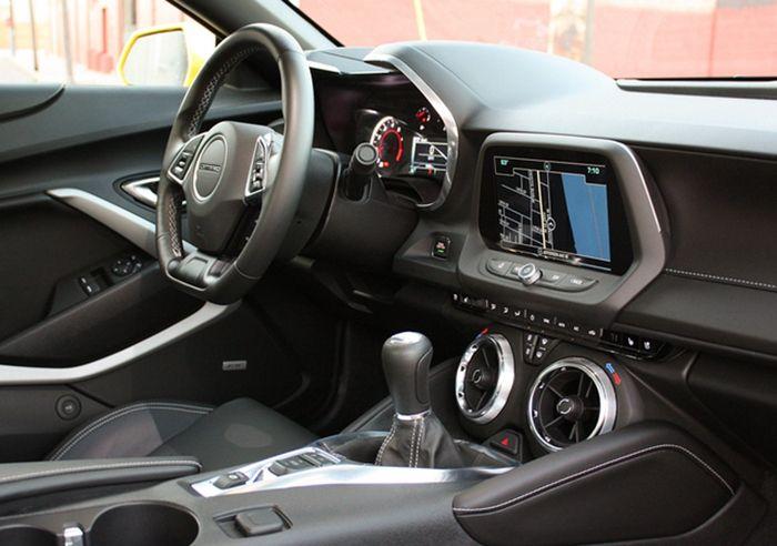 雪佛兰新科迈罗即将上市 搭载2.0T发动机