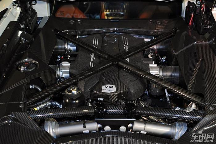 兰博基尼Aventador S接受预订 售673.9万元