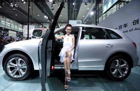 奥迪Q5新款全面降价促销 北京最低价及优惠