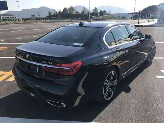 进口宝马7系现车最新价格 740最低价促销