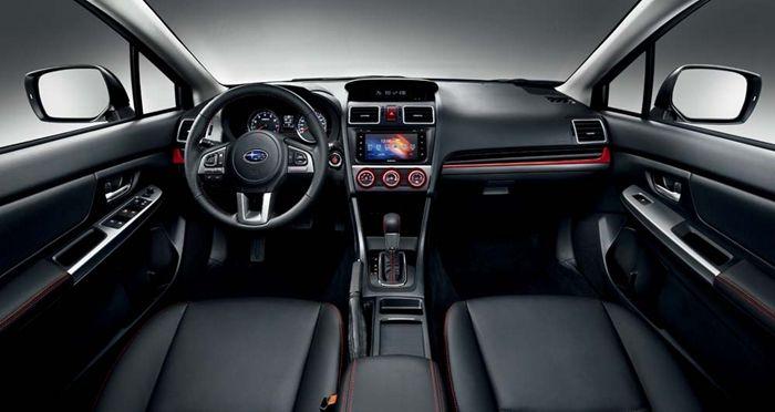 斯巴鲁XV/BRZ新车型上市 售价20.98万元起
