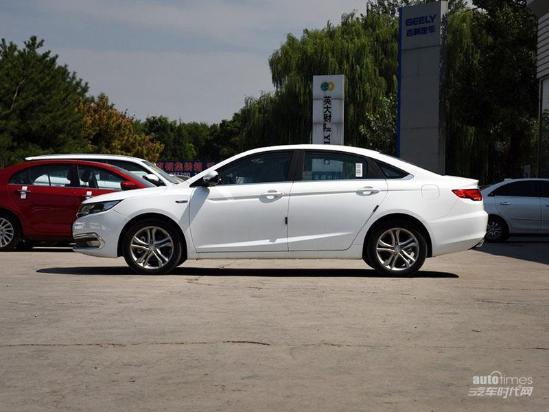 吉利帝豪GL现车最新报价可分期付款全国高清图片