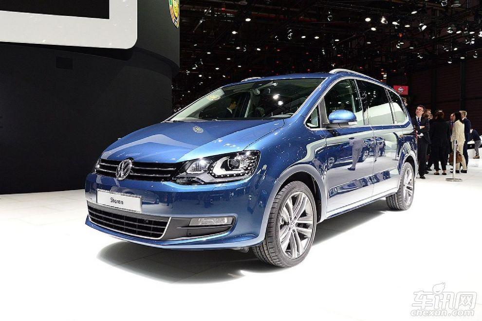 夏朗6座版车型将3月20日上市 更加偏向商用