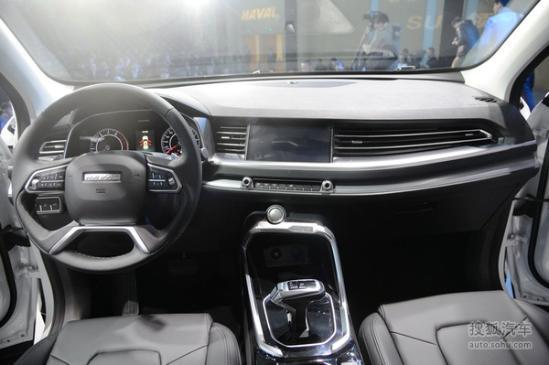 哈弗全新经典版H6车型上市新车售价8.88-11.18万