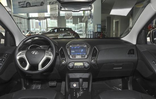 亲情回馈北京现代ix35低价促销销售全国