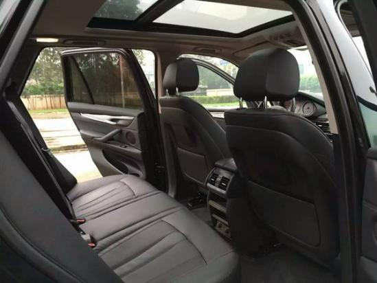 宝马X5优惠报价3.0T典雅型优惠多少钱现车高清图片