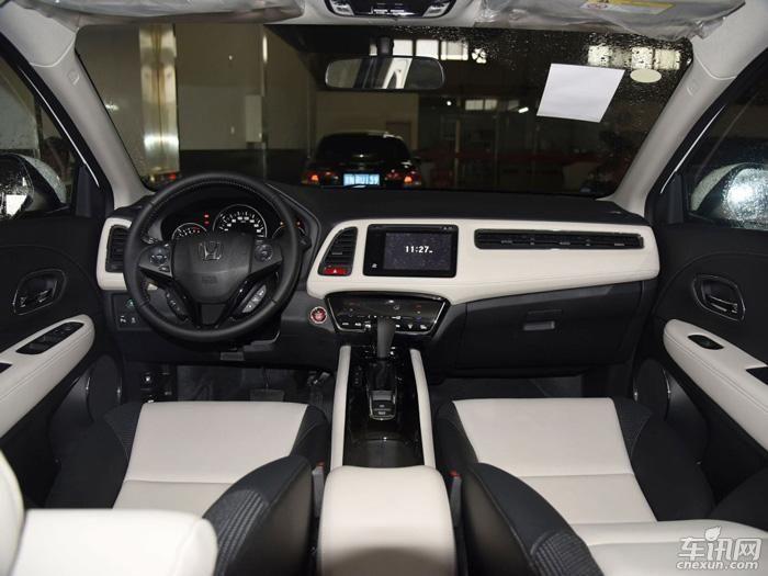缤智1.8L CVT两驱智享型上市 售16.98万元