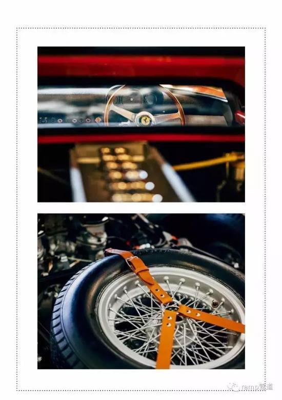 空气撕裂者|比250 GTO还稀少的V12法拉利