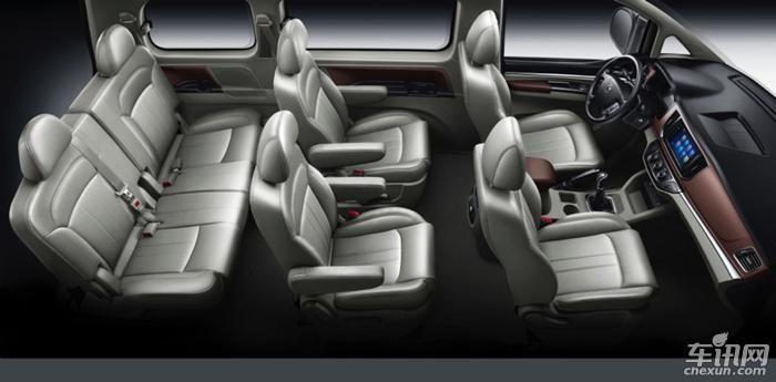 2017款东风风行菱智M5L明日上市 推4款车型