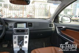 沃尔沃-沃尔沃V60-2.0T T5 智雅版