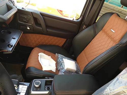 16款奔驰G63 Edition 463特装版现车霸气