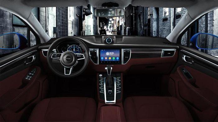 SR9极致之巅版将于上海车展亮相 更智能化