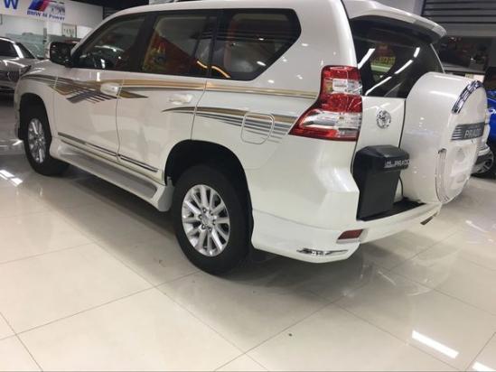 丰田霸道中东版新款多少钱 普拉多2700多少钱