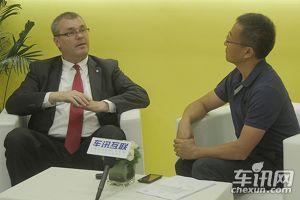 上海车展专访 郑州日产潘毅辛