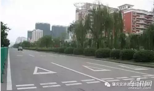 马路上的这几种标线代表啥意思?