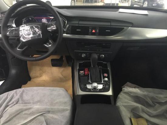 2017款奥迪A6L多少钱 现车优惠大促销高清图片