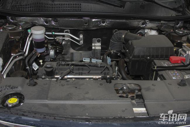 陆风x5购车现金最高优惠0.3万元 现车充足