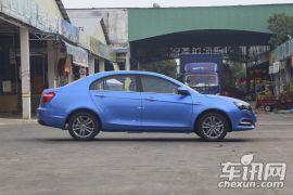吉利汽车-帝豪-三厢百万款 1.5L CVT向上版