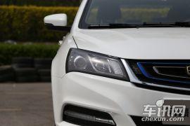 吉利汽车-帝豪EV-2017款 三厢 EV300 精英型