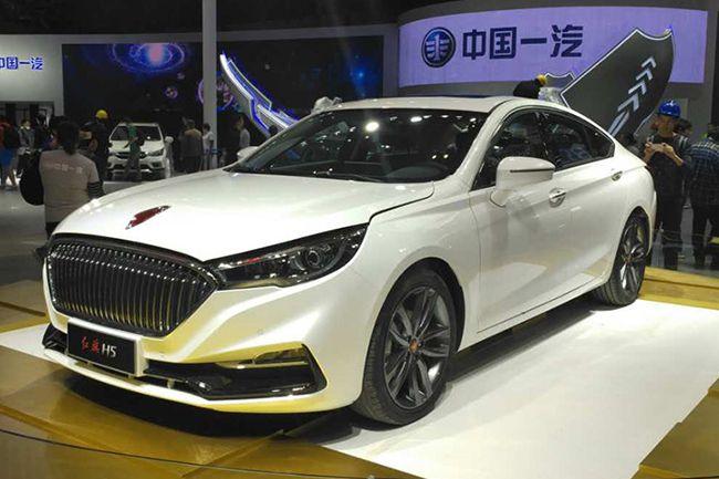 红旗H5有望于年底上市 将延续概念车设计