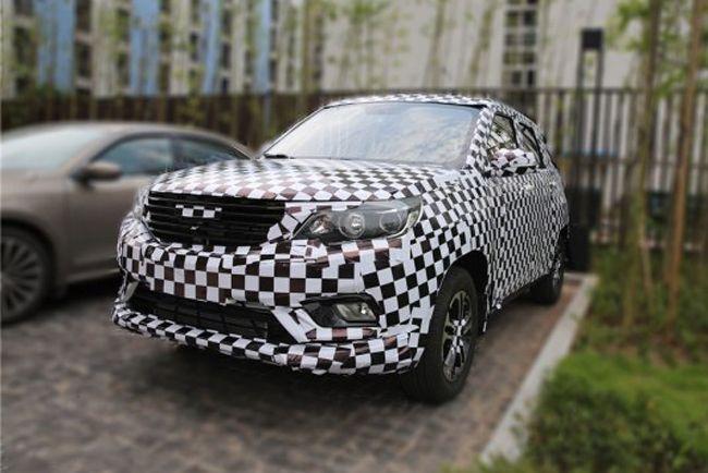 比速T3自动挡车型谍照曝光 或将于6月上市