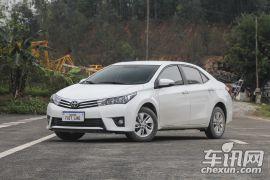 一汽丰田-卡罗拉-1.2T CVT GL