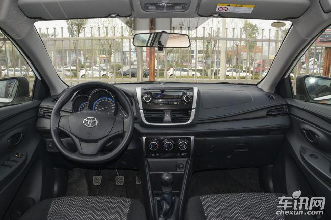 丰田威驰目前降价达1.2万元 有现车在售