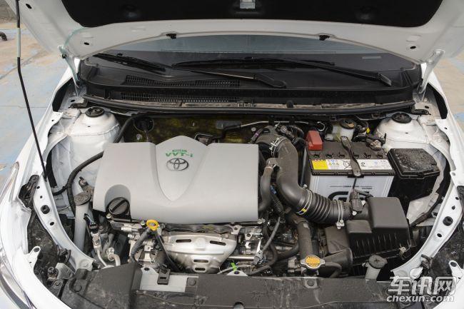 丰田威驰目前降价高达1.4万元 有现车在售