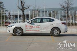 长安马自达-马自达3 Axela昂克赛拉-三厢 1.5L 自动尊贵型