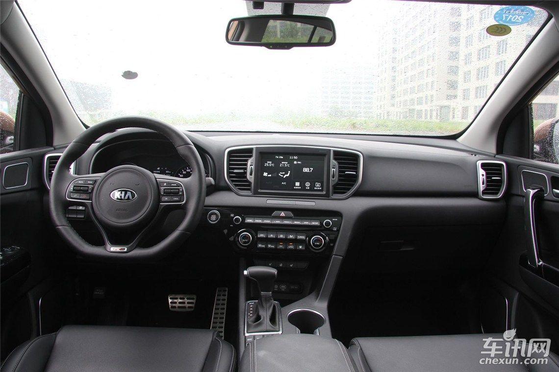起亚KX5最低报价 购车优惠高达2万 可试驾