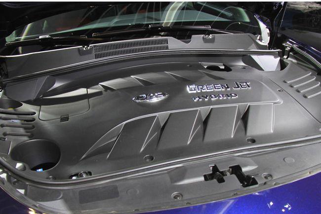 江淮瑞风S7混动版或将年底发布 明年中上市