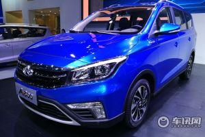 长安欧尚A800部分车型上市 8.19万元起售