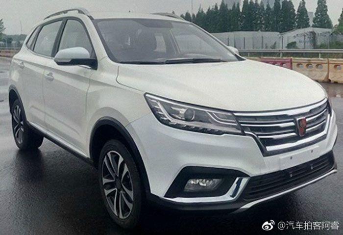 荣威RX3或成都车展首发 定位入门紧凑型SUV