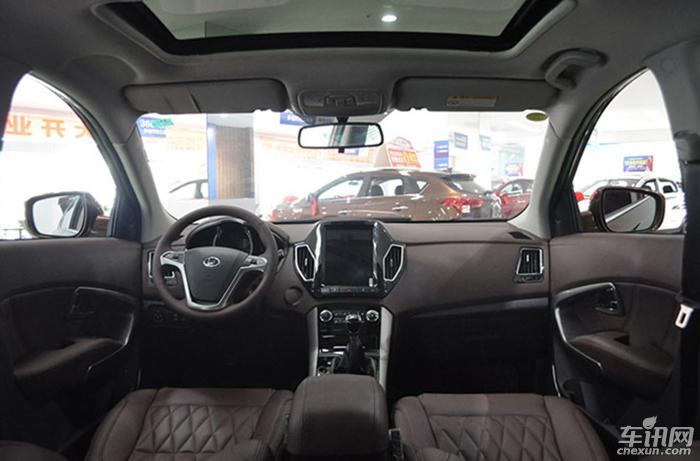 华泰圣达菲5配置曝光 成都车展7款车型上市
