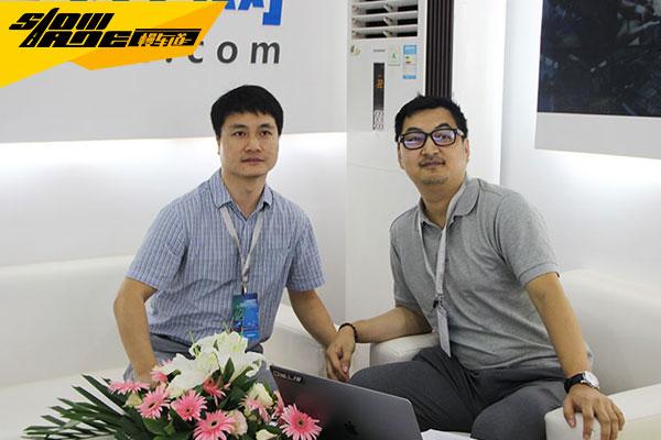 2017成都车展经销商专访 访东雪大区王总