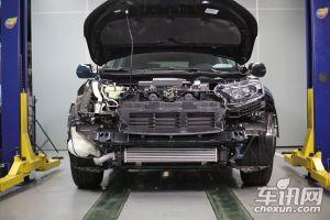 本田CR-V240TURBO 自动两驱风尚版-外观拆解