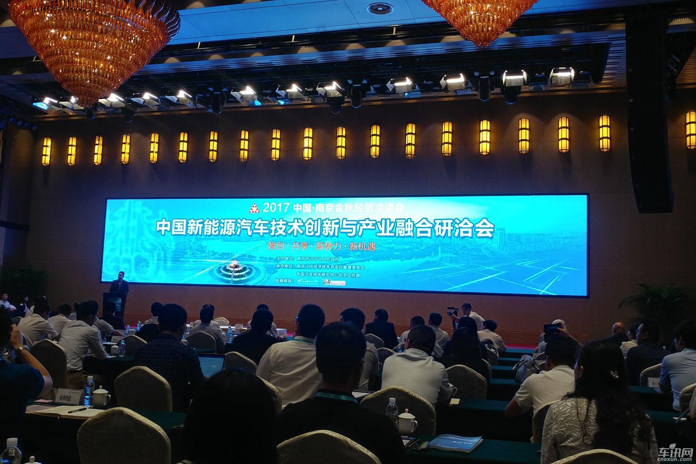 方建华:动力电池推动中国新能源汽车发展
