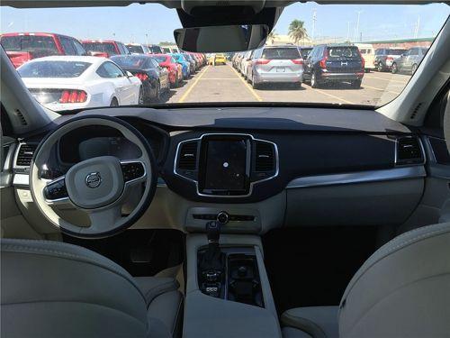 进口沃尔沃XC90配置豪华宁静可靠 超值特惠喜迎十一