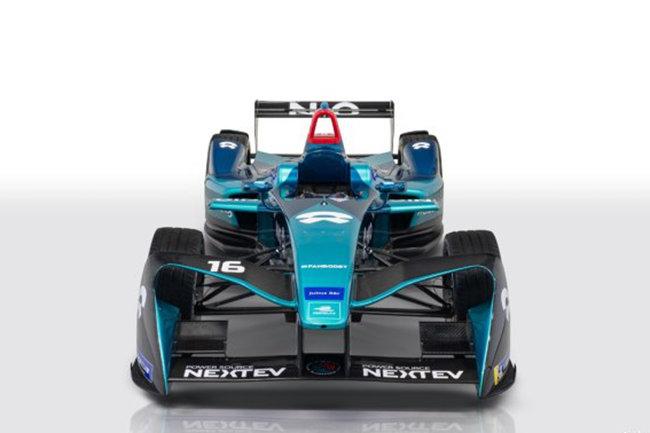蔚来FE车队公布新阵容 使用新车手和涂装