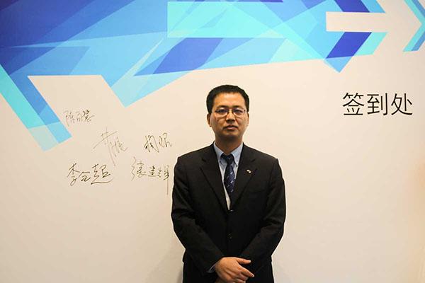 广州车展专访比亚迪传播策略部经理杨昭