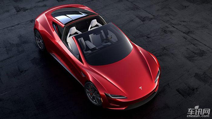 特斯拉新Roadster正式发布 或于2020年交付