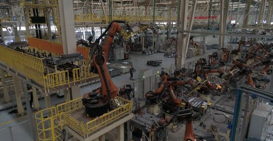 猎豹新能源车型CS9 EV 即将于长沙正式下线