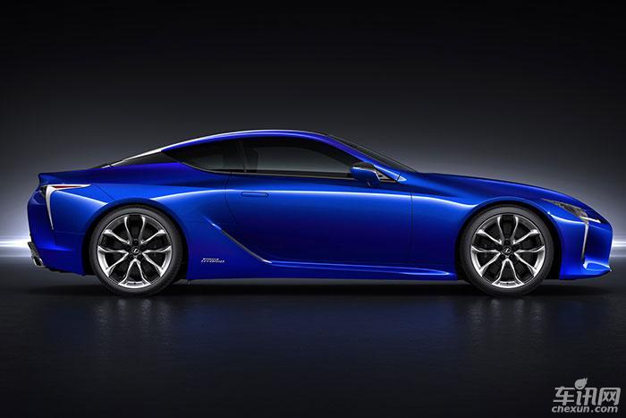 雷克萨斯GT轿跑车LC上市 售126.8-138.6万