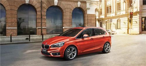 摩登时代,BMW 2系旅行车启封第二个2018年度关键词
